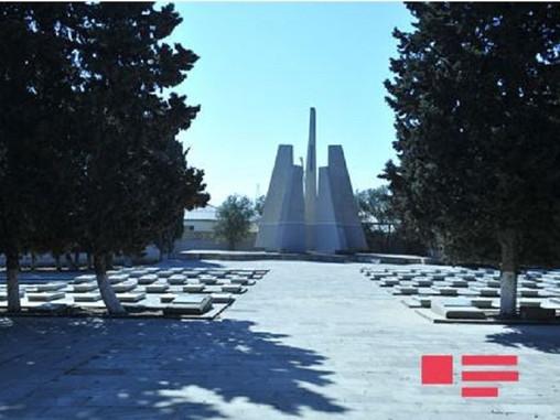 Первая запись о памятнике в Азербайджане