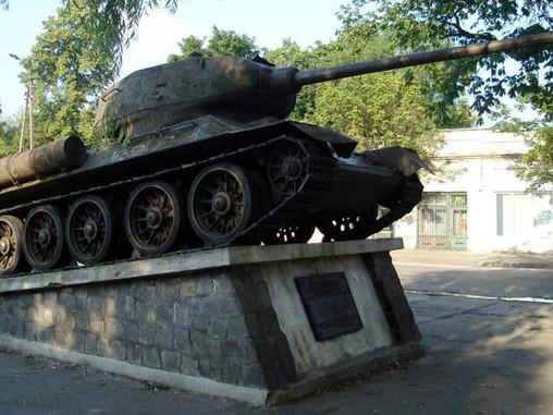 Какие памятники в Скерневице (Польша)?