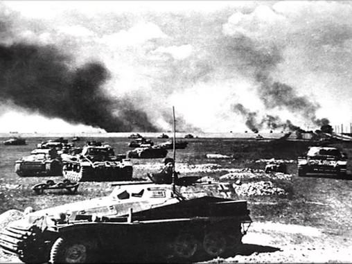 Курская битва 23 августа 1943 года