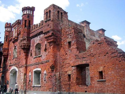 Брестская крепость (Беларусь)