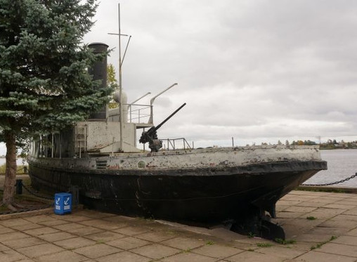 О подвиге экипажа тральщика на Ладоге 22 октября 1942 года