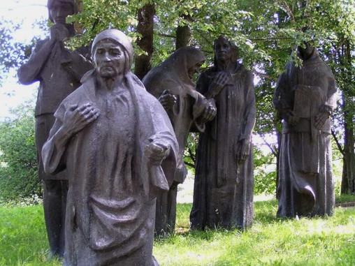 Памятники Республики Беларусь