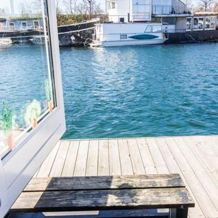 Ved Slusen 32 Z - København SV Husbåd