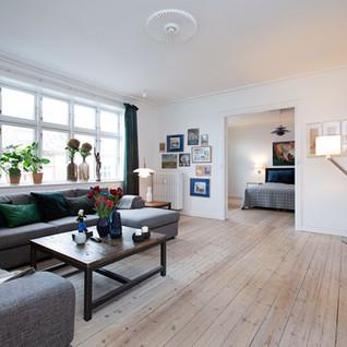 Rosenvængets Alle 15, 5 th - København Ø
