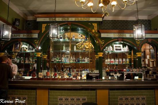 The Old Shades bar