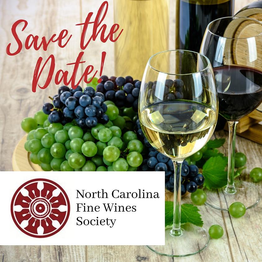 NC Fine Wine Society Dinner