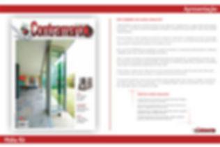 Mídia Kit Revista Contramarco