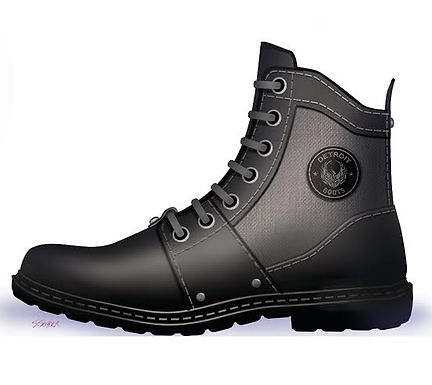Detroit Boots- Boots made by formerly houseless veterans