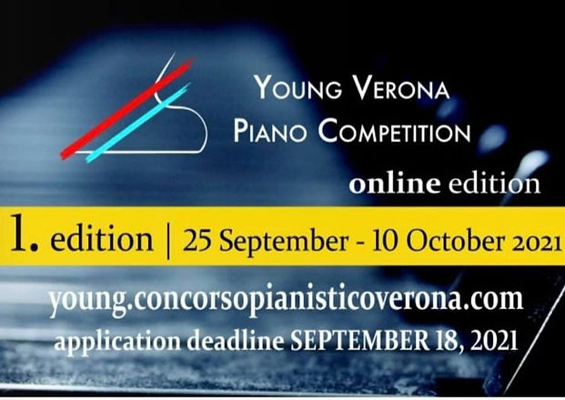 Young Verona Piano Competition