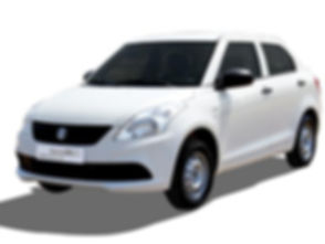 Maruti Suzuki Dzire Tour safe rent a car