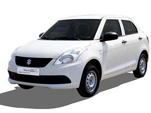 Maruti Suzuki Dzire Tour safe rent a car