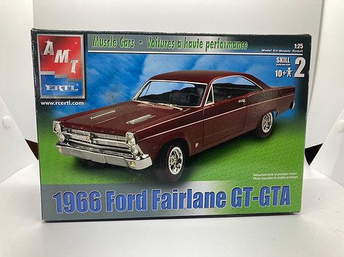 1966 Ford Fairlane GT-GTA Model Car