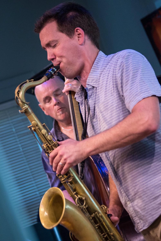Ben Jansson Quartet in Ann Arbor