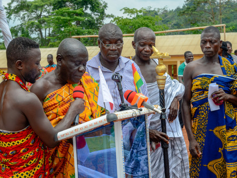 A Momentous Step toward Ending Child Labour in Ghana