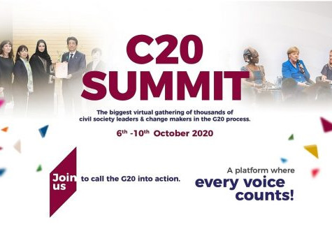 C20 Summit 2020: Model Case Studies for CSO-Business-Government Collaboration