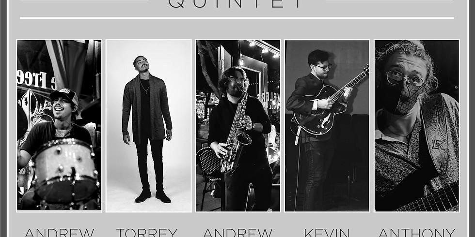 The Andrew Garfias Quintet