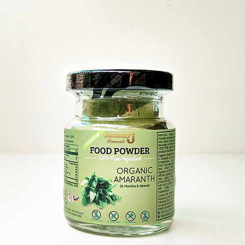 MommyJ Organic Amaranth Powder 40g