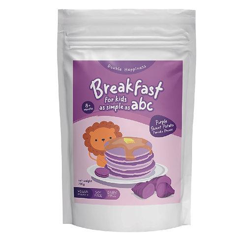 Pancake Premix -Japan Purple Sweet Potato