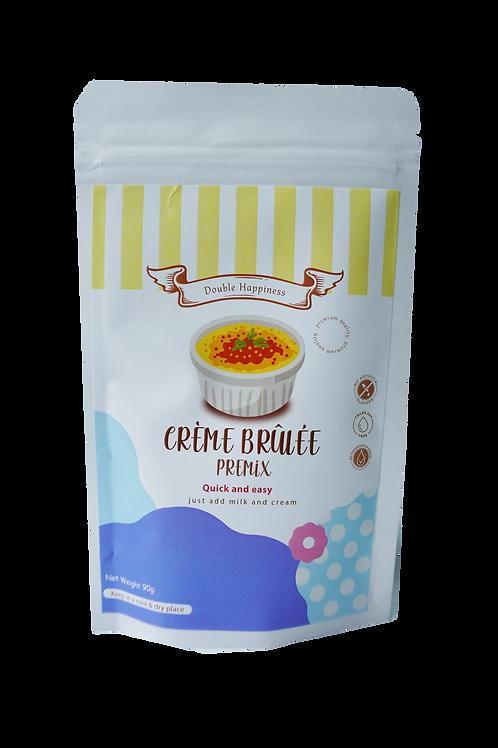 Creme Brulee Premix
