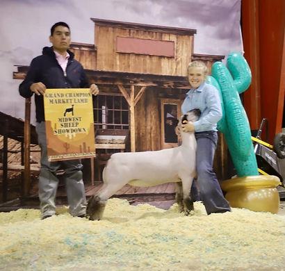 Grand Champion Market Lamb Midwest Sheep Showdown - Gabbie Route.jpg