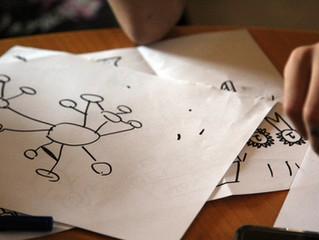 """""""A Par e Passo"""" avança com desenho colaborativo"""