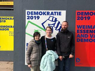 """De visita ao """"Democracy Lab"""" em Berlim"""