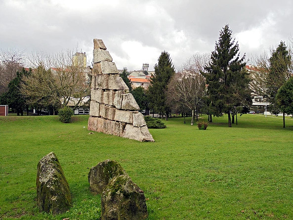 Jardim Paulo Vallada - Fofografia de Junta de Freguesia do Bonfim