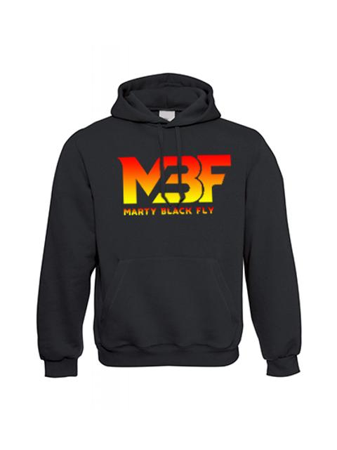 Sweat capuche MBF