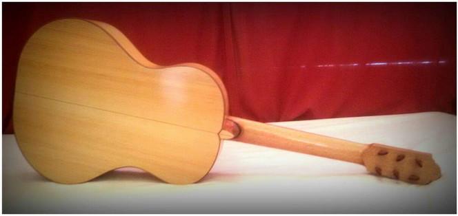 G Weigert Flamenco Guitar