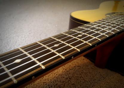 weigert guitar fretboard