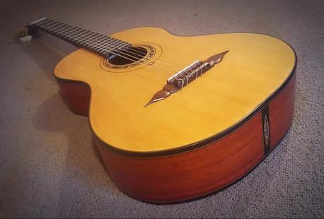 Padouk Classical Guitar