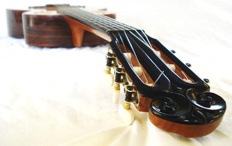 spiral guitar