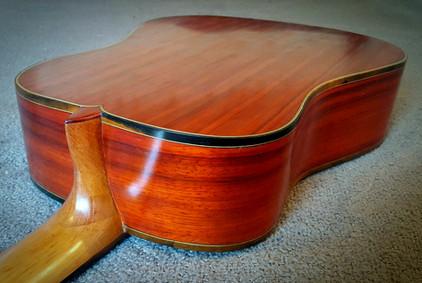 redwood guitar