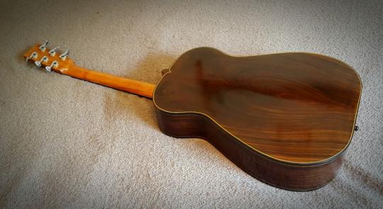 weigert guitar back