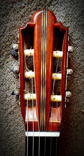 G Weigert Flamenco Guitar 2019
