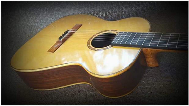 'Woody' Guitar 2017