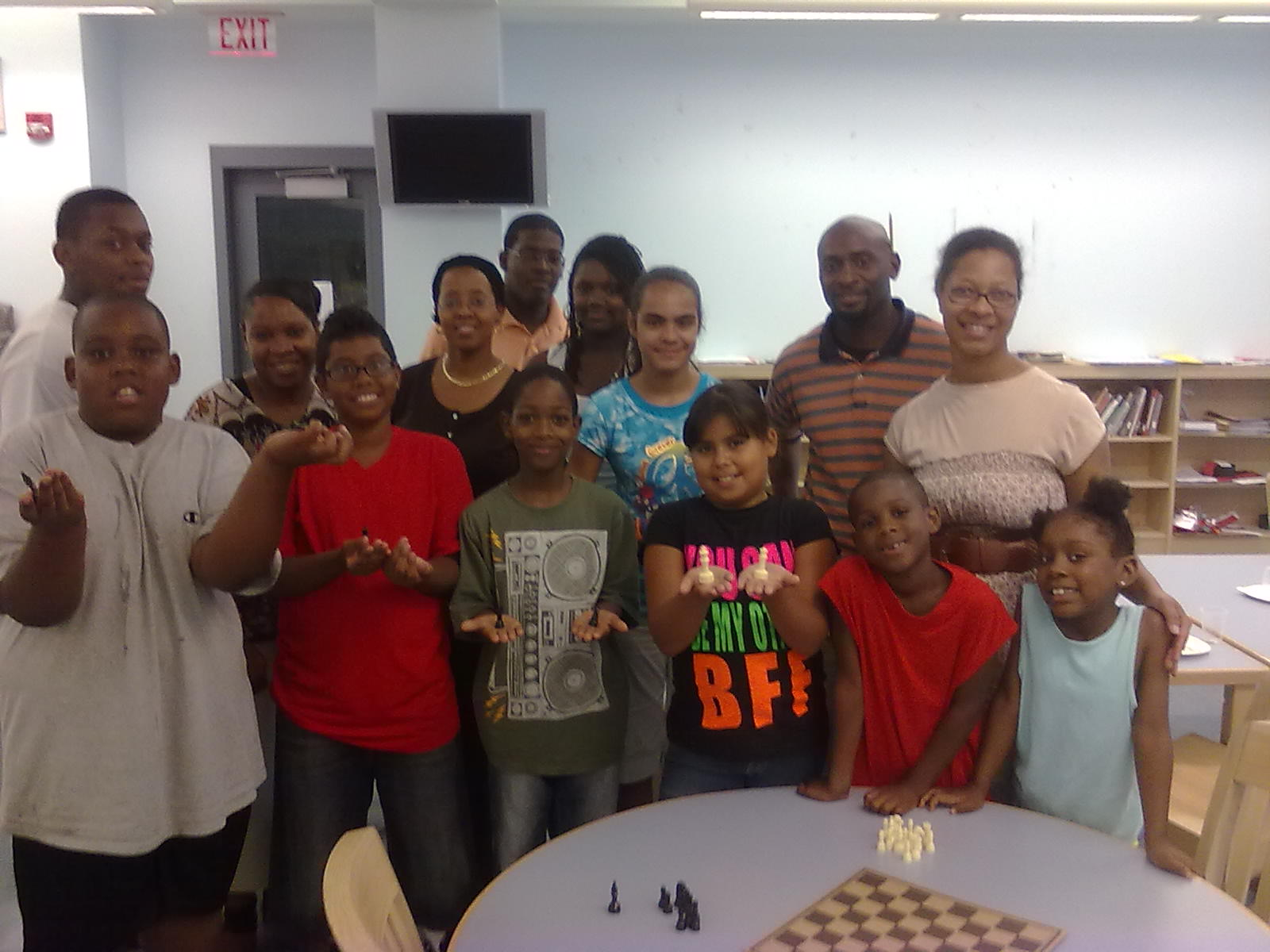 Summer Program Chess Tournament!