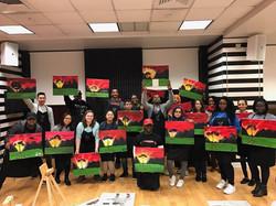 Rutgers University Paint Night!