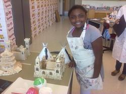 Art Class in Summer Program