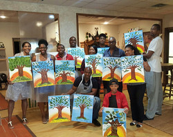 Fathers Day Paint & Sip