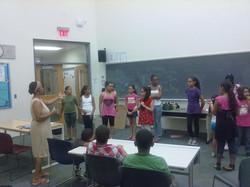 Rites of Passage Summer Program