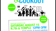 CLEANUP & COOKOUT