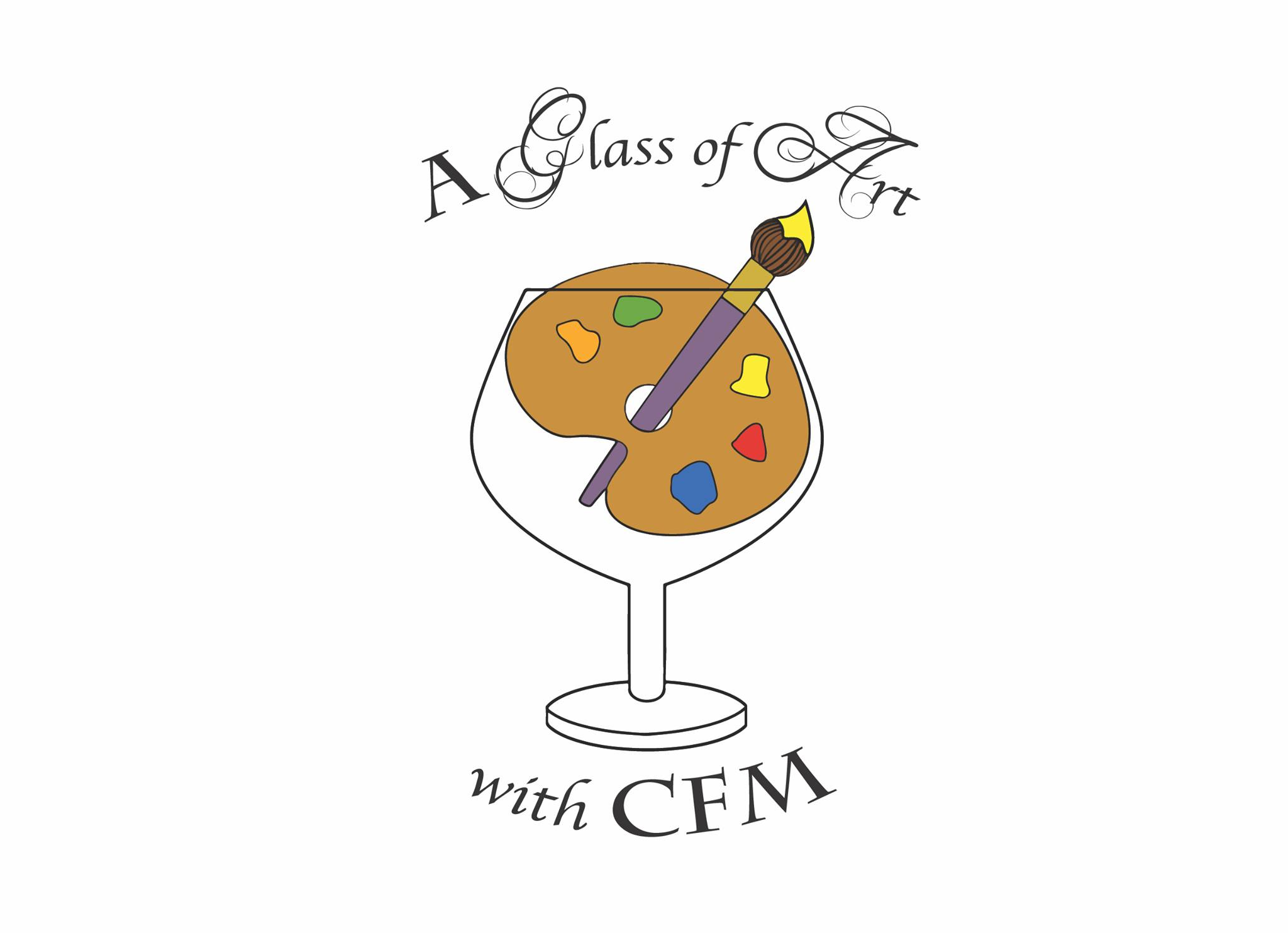 A Glass of Art with CFM