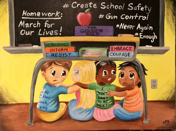 CREATE SCHOOL SAFETY