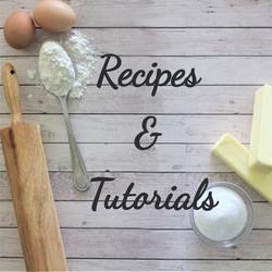 Digital Recipes and Tutorials