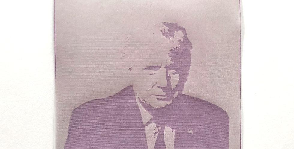 TRUMP or BIDEN Stencil