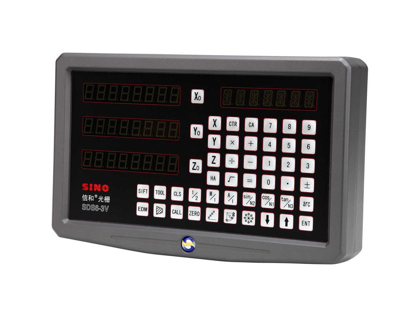 SDS6-3V 3軸表示器
