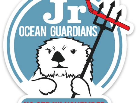 Jr Ocean Guardians Deadline for #NoStrawNovember Tally Sheets & Patches is tomorrow, 12/10