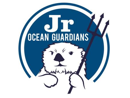 Jr Ocean Guardians #NoStrawNovember donates $2,050 to San Jacinto GS Council for Hurricane Harvey