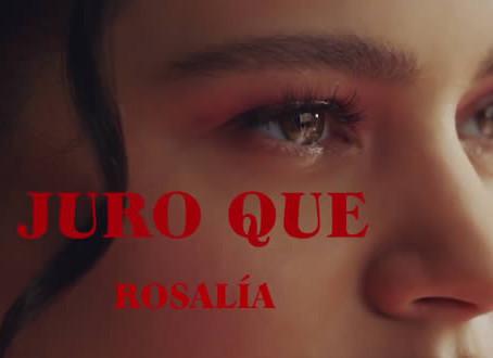 Rosalía estrena 'Juro Que'